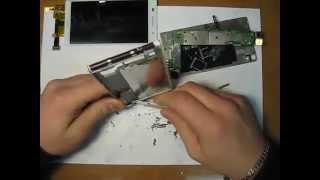 Ремонт Huawei Ascend P6 - Замена (экрана) дисплейного модуля.