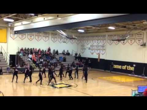 Neptune High School Dance team 2015