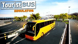 NEW - Tourist Bus Simulator First Look, Features & Gameplay