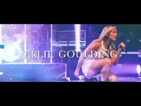 Ellie Goulding at Xcel Energy Center