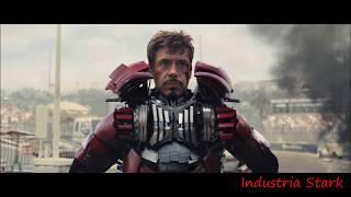 Download Iron Man Disfigure  Blank