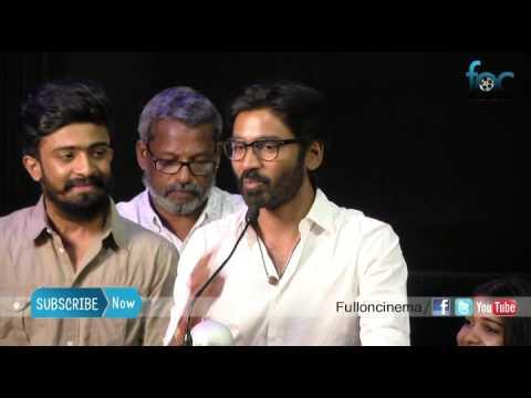 Why Dhanush chose Sean Roldan instead of Anirudh?  Power Pandi Trailer Launch - Fulloncinema