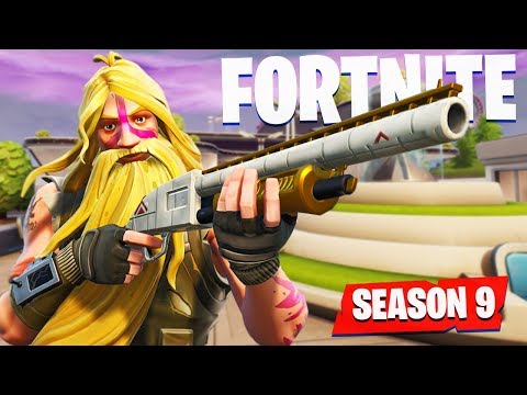 NOVA TEMPORADA 💥 - Fortnite: Season 9