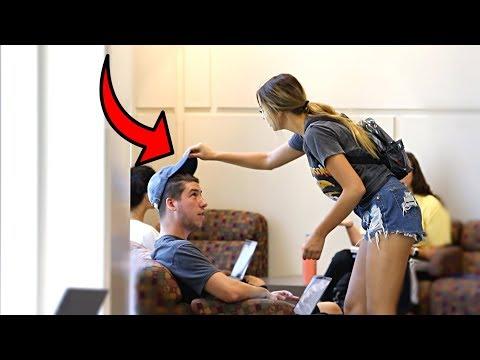 stealing-guys-hats-prank!!