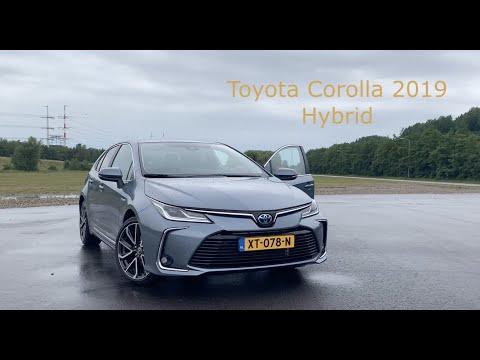 Toyota Corolla - новое поколение 2019 года