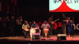 Musical performance | Sweet Poison Victim and Pam Blevins Hinkle | TEDxIndianapolis