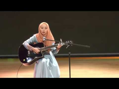 Humood Alkhudher - Kun Anta Cover By Mimi Nazrina