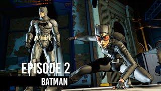 Batman: The Telltale Series | Story & Cutscenes (Ruthless Edition) | Episode 2: Children of Arkham