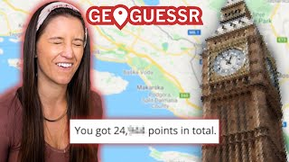Playing GeoGuessr After Traveling to Every Country