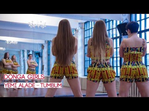 #DongaGirls _ Yemi Alade - Tumbum by Donga Girls