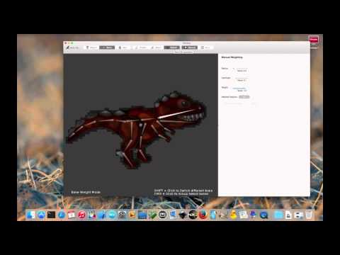 Creature Tutorial QuickStart
