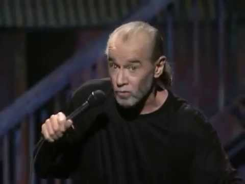 George Carlin - NIMBY (Not in my back yard) (Dealing with homelessness)