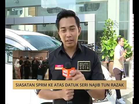 Perkembangan siasatan Datuk Seri Najib Razak (Jam 10 pagi)