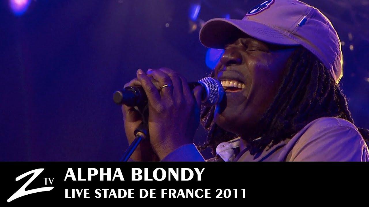 Alpha Blondy Stade De France Live Hd Youtube