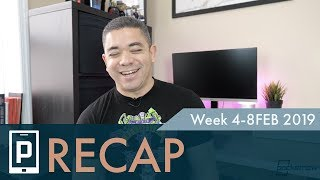 Huawei P30 Pro Event in Paris, Galaxy S10 design comments & more - Pocketnow Daily Recap