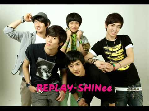Replay SHINee