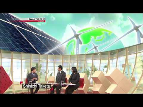 Renewable Energy Shift China Targets Japan   part 1/2   NHK Today's Close up 01 2018