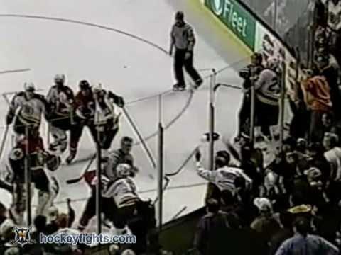 Senators Vs Bruins Jan 17, 2002