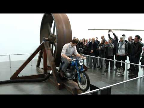 """The """"Extreme Measures"""" Of Chris Burden"""