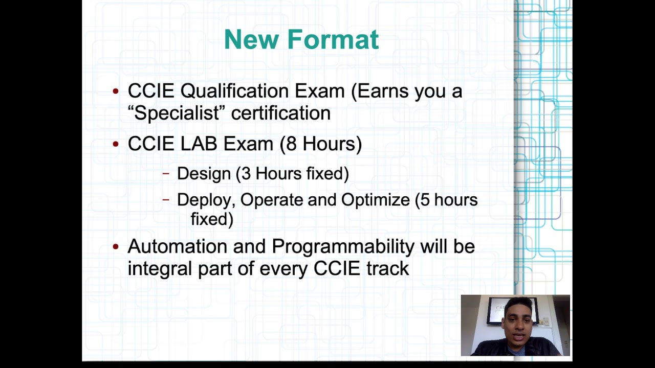 NEW CISCO CCIE EXAM - 24 FEBRUARY 2020 - HOW WILL BE!