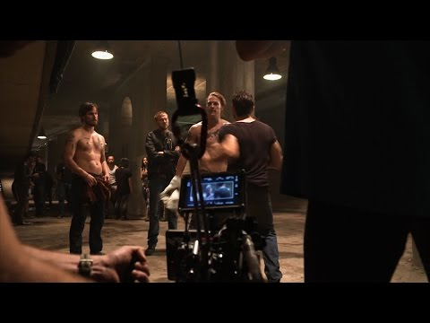 'Point Break' Behind the Scenes