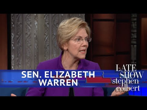 Sen. Elizabeth Warren Isn't Asking Wealthy Donors For Help