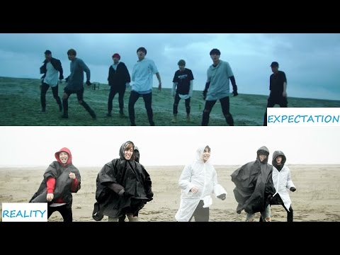 BTS (방탄소년단): EXPECTATION vs. REALITY