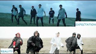 vuclip BTS (방탄소년단): EXPECTATION vs. REALITY