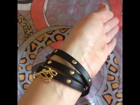 В наличии кожаный браслет GUESS Цена 2390