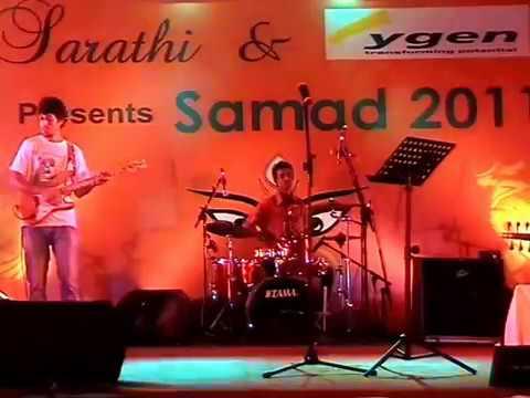 Durga Puja Bangalore, 2011 | Fusion Music by Indian Blues Live | Sarathi Socio-Cultural Trust