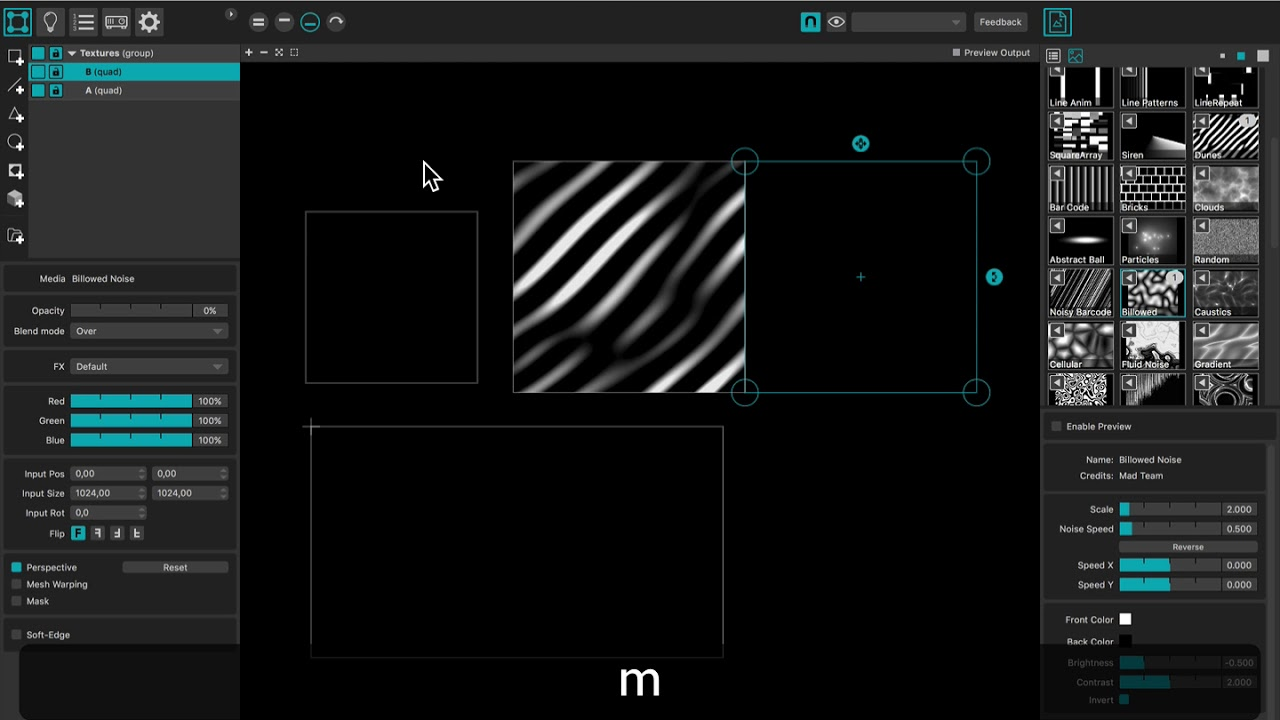 A-B Mixing — MADTutorial Advanced