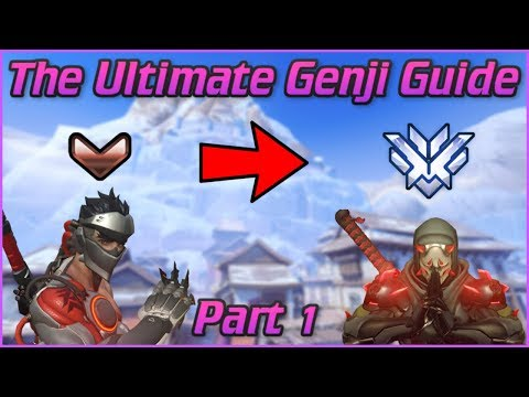 The Ultimate Genji Guide: How To Be A God Genji, A General Overview pt. 1