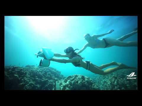 Sublue WhiteShark Mix Underwater Scooter Fly Freely