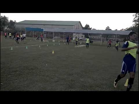 Baarhoongkha Atheletic Club, Kokrajhar | Speed and Fitness Training Session