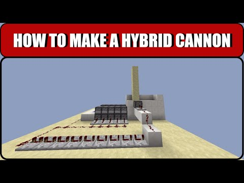 How to make a Sand Stacker Hybrid + Slab Bust Cannon