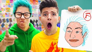 ZHC Sent Me to Art School... *expelled?*