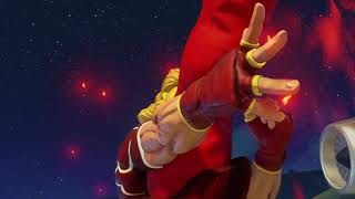 STREET FIGHTER V Napalm Training 1008 Focused Even More