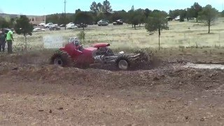 New Mexico Mud Racing Super Modified - Pecos, NM 2014
