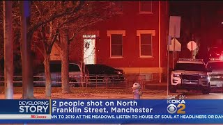 Police Investigating Shooting In City's Manchester Section