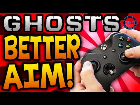 Call Of Duty: Ghosts - Improve YOUR Aim! - 5 TOP TIPS!