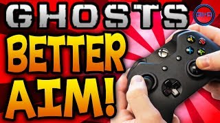 Video Call of Duty: Ghosts - Improve YOUR Aim! - 5 TOP TIPS! download MP3, 3GP, MP4, WEBM, AVI, FLV November 2017