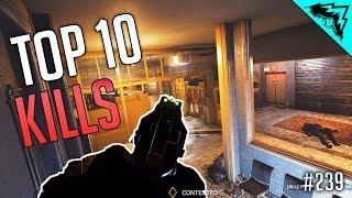 PRACTICE MAKES PERFECT - Top 10 Rainbow Six Siege Kills (WBCW#239)