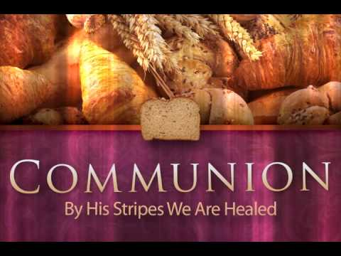 Communion Church Video Loop - YouTube