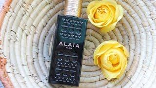 Recenzja perfum Azzedine Alaia - pieprz, asfalt i magia