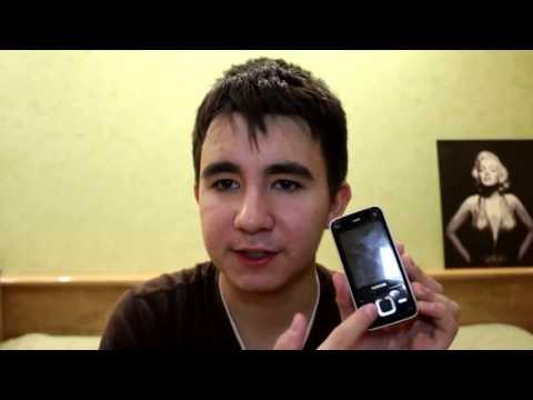 Мой первый смартфон Nokia N81