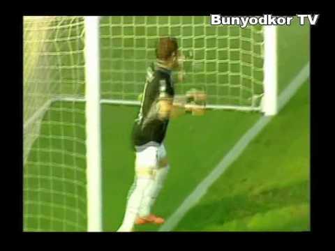 FC Bunyodkor - FC - Pakhtakor 2:0