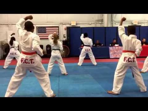9-14-24 Dion's Belt Testing @ First Coast Taekwondo