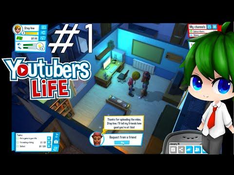 [Youtubers Life] : จุดเริ่มต้นของยูทูปเบอร์ [1]