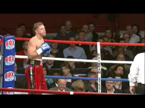 BILLY JOE SAUNDERS DESTROYS TONY HILL INSIDE ONE ROUND - FULL FIGHT HIGHLIGHTS FROM BOXNATION