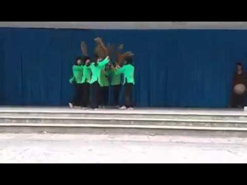 Múa Bức Họa Đồng Quê 11A8 THPT Xuân Mai